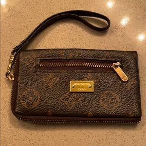 LV coin/card bag